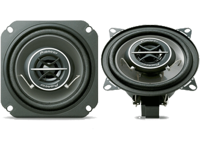 Pioneer TS-1002i Speakerset