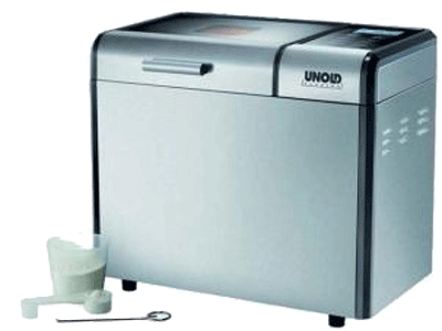 Unold 68415 Backmeister Top Edition Broodbakmachine