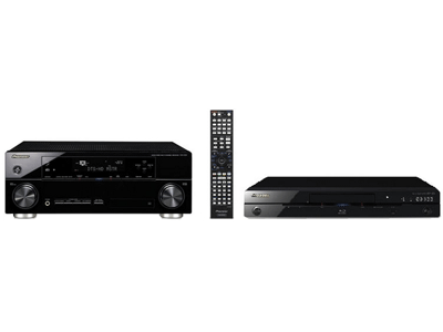 Pioneer HTB-920-3D 7.1 Blu-ray Home Cinema Systeem