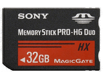 Sony MSHX32A Memorystick 32GB