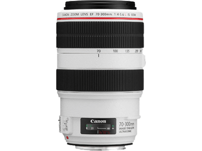 Canon EF 70-300 4.0-5.6L IS USM Tele Zoomlens