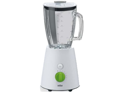 Braun Tribute Collection Jb3060 Blender Wit/Groen