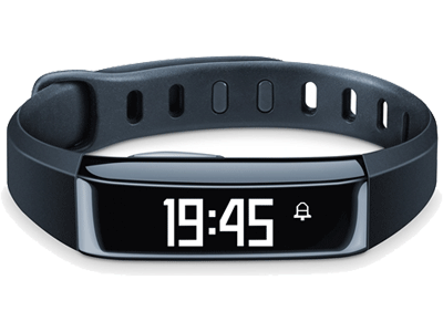 Beurer AS 80 Activity Tracker Zwart