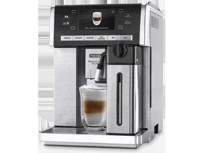 espresso machine sound