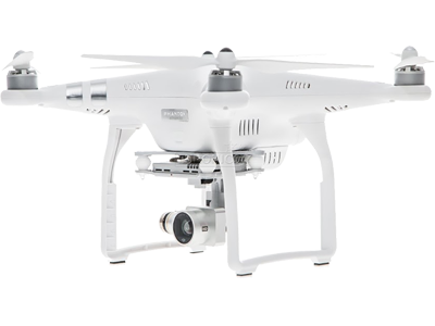Ontdek alles over de DJI Phantom 3 Advanced Camera drone