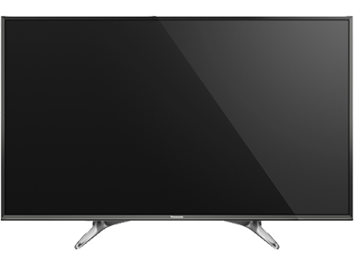 Panasonic VIERA TX-49DX600E 4K Ultra HD Smart TV Wi-Fi Zwart, Zilver LED TV