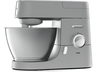 Kenwood KVC3170S CHEF + AT357 + A950 Zilver Keukenmachine
