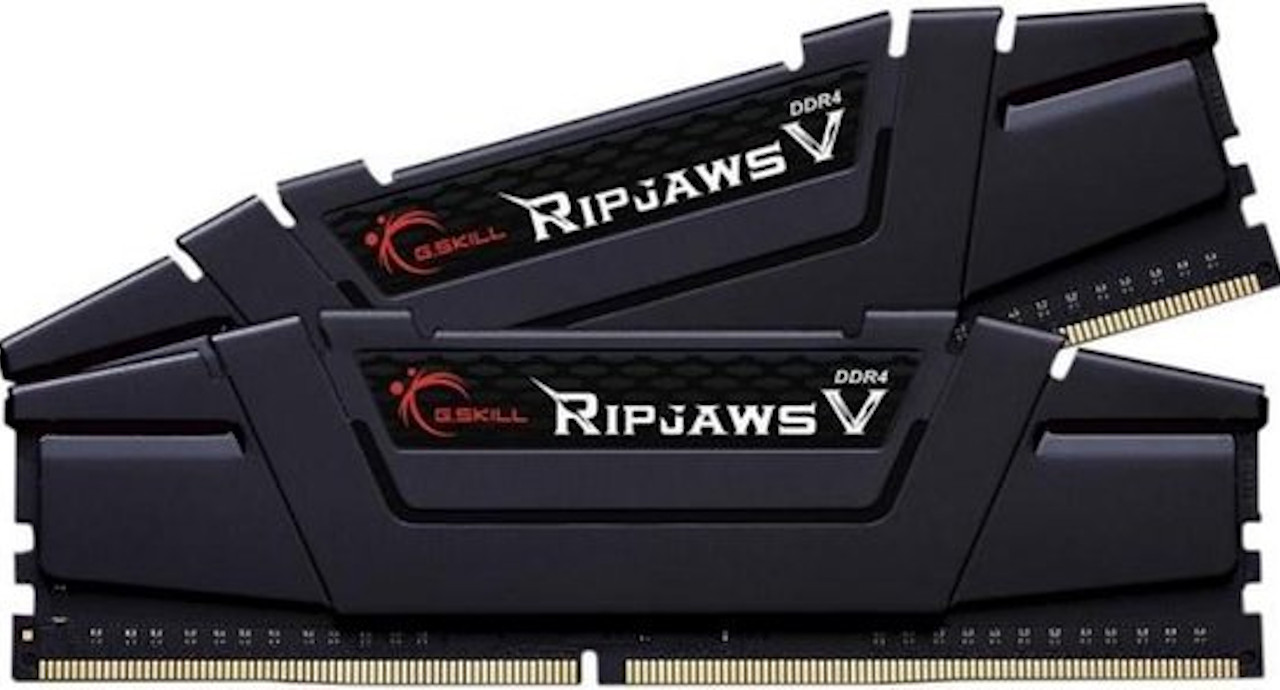DDR4 16GB PC 3200 CL16 G.Skill KIT (2x8GB) 16GVK Ripjaw V