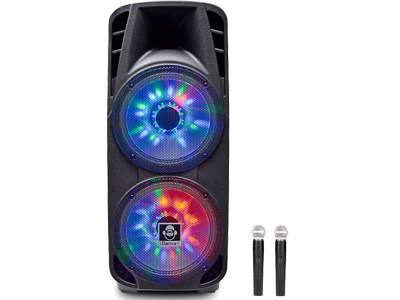 iDance Groove 980 All-in-one Party Speaker Doosschade