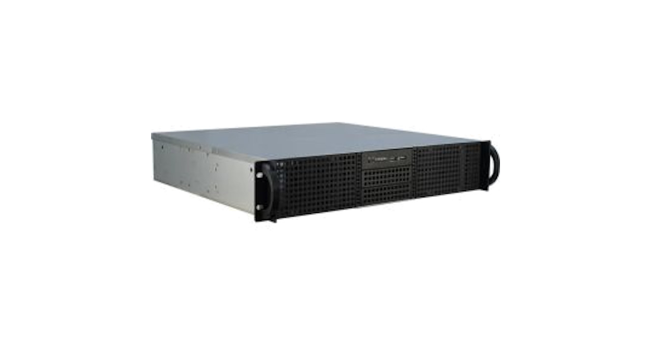 Inter-Tech IPC 2U-20240 - Professionele 19-inch server behuizing