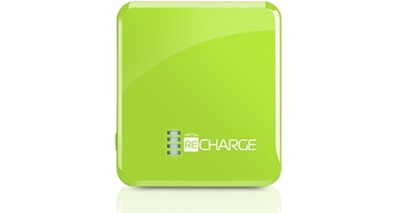 ReCharge 2500 Green
