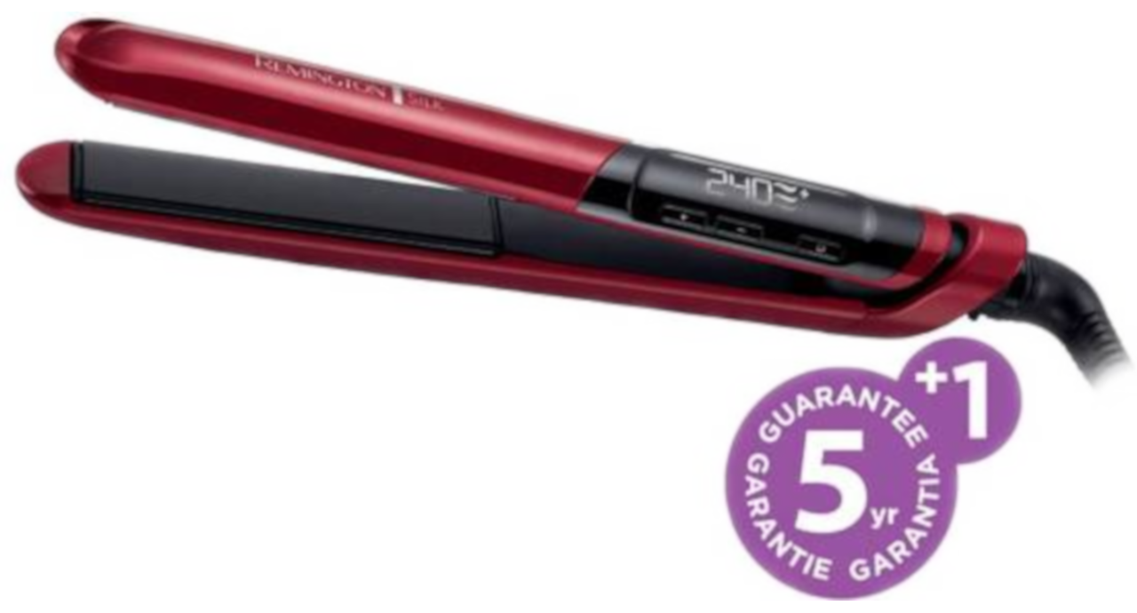 Remington Silk Slim S9600 - Stijltang