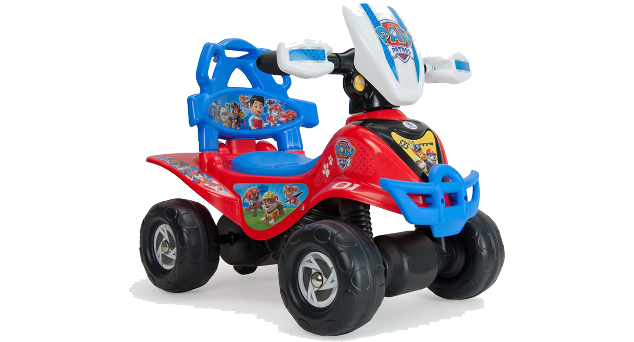 Injusa PAW Patrol Quad DEMO