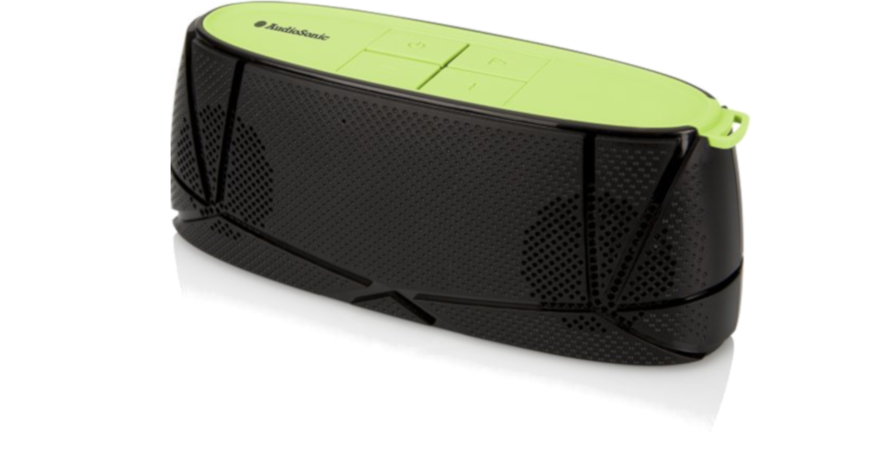 Audiosonic SK-1529 Bluetooth Speaker Groen Showmodel