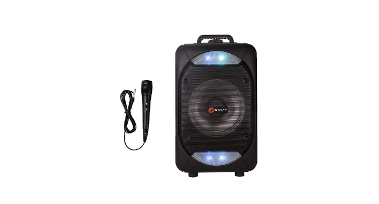 N-Gear The Flash 610 (THEFLASH610) - Bluetooth Speaker Trolley