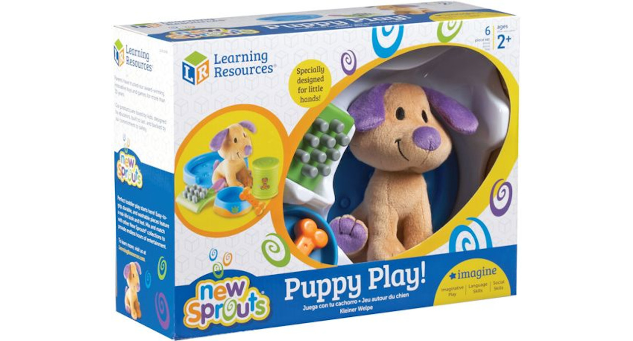 Learning resources New Sprouts verzorgingsset Hond