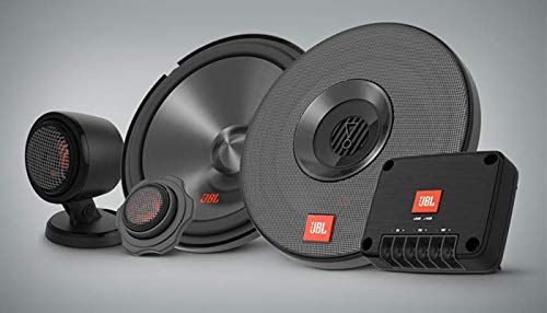 JBL Club 602ctp Speakerset Tweeweg Component 6,5'' 210w Zwart