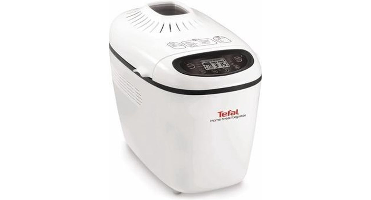 Tefal PF610138 Broodbakmachine 1600W Wit