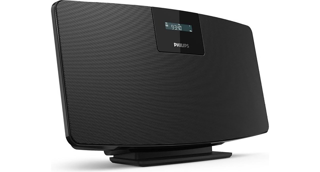 Philips TAM2505 - Zwart - DAB+ Radio
