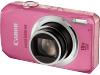 Canon Digital Ixus 1000 HS - roze  Geleverd met Oplader, Lithium accu