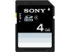 Sony Experience SD kaart 4 GB