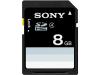 Sony Experience SD kaart 8 GB