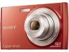 Sony Cyber-shot DSC-W510 rood