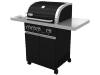 Patton Prominent 3+ brander barbecue zwart