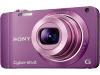 Sony  DSC-WX10 Violet Digitale Camera