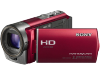 Sony Handycam HDR-CX130 - rood