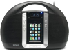 Lenco Ipd-5200 Ipod Docking Station (+ Fm Radio) Zwart