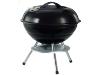 BBQ Kogelgrill tafelmodel 35 cm Zwart
