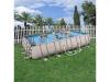 Bestway rectangular Steel Pro 671x396x132cm Zwembad