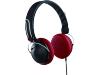 Pioneer SE-MJ151 Retro Look Hoofdtelefoon Zwart
