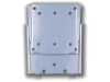 LCD muurbevestiging Newstar W25 zilver