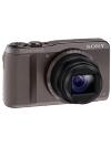 Sony Cyber-shot DSC-HX20V - bruin Geleverd met Oplader, Lithium accu