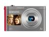 Samsung  DV300F Camera Zilver/Rood