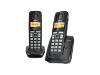 Gigaset A220 Duo Zwart DECT Telefoon