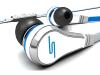 Sms Audio Street by 50 Earbuds SMS-EB Hoofdtelefoon Wit-Blauw