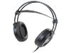 Aircoustic SR 480 HD HiFi Stereo hoofdtelefoon Zwart