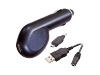 Vivanco DC-DC Universele USB Adapter 1A Adapter