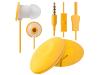 Moshi Moonrock Gold Hoofdtelefoon Geel