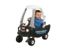 Little Tikes Cozy Coupe Speciale Politie Editie - Loopauto