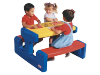 Picknicktafel Primary Groot Little Tikes
