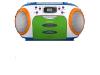 Lenco SCR-97 kids stereo FM-radio met CD/MP3-speler en cassette