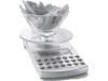Inventum DKS86 Dieet Keukenweegschaal Grijs