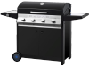 Cadac Titan Gasbarbecue - Zwart - 4 Branders
