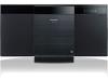 Panasonic SC-HC28 - Microset met iPhone 5/ iPod Touch Docking Station - Wit