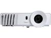 Optoma EX400 - 3D DLP beamer/projector - XGA - 3700 ANSI-lumen - Wit