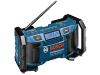 Bosch PowerBox GML Sound Boxx Radio-Blauw